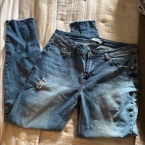 Kenzsie skinny jeans size 6/28